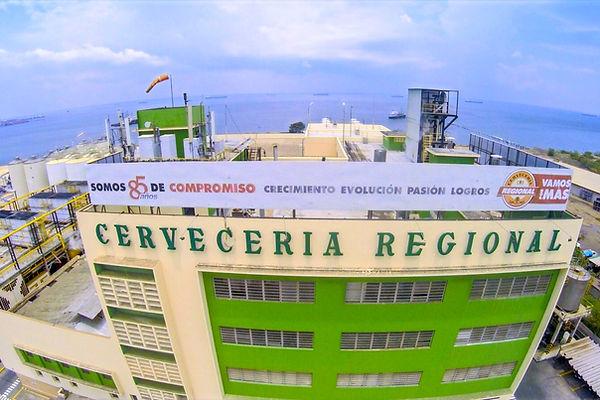 Planta Maracaibo de Cerveceria Regional