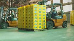 En cada Centro de Distribución diariamente cargamos nuestros productos
