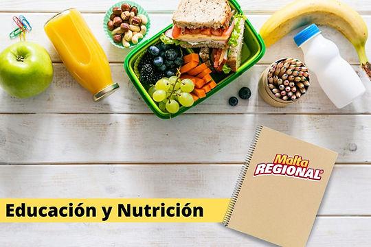 Educación y Nutrición, pilares de la Responsabilidad Social Empresarial de Cervecería Regional