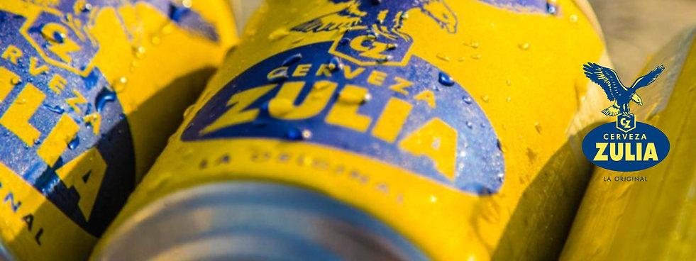 Latas de Cerveza Zulia