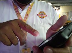 Nuestros Vendedores cuentan con tecnología de punta en su labor diaria