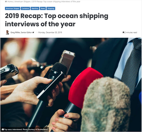 Skysail Advisors in the news 2019 - Freightwaves