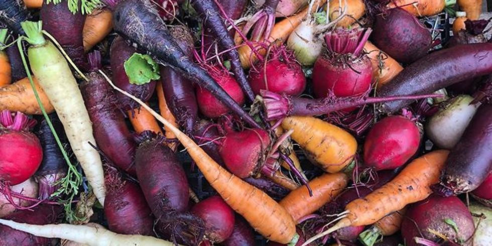 Farm Dinner- Saturday, July 11th (Vegetarian)