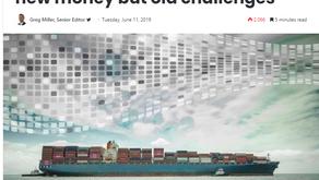 Skysail Advisors Ltd interview in FreightWaves