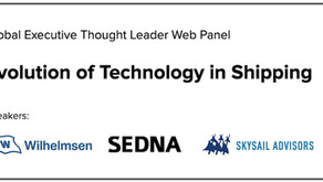 Skysail Advisors Ltd the evolution of technology in shipping