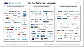 Skysail Advisors Ltd Maritime Technology Landscape - April 2020