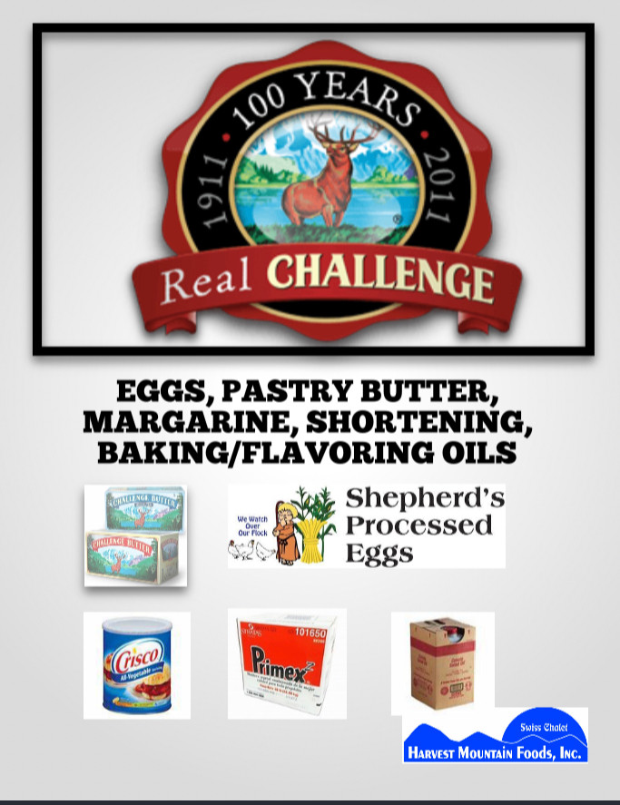 Eggs-Butters-Shortening-Oils