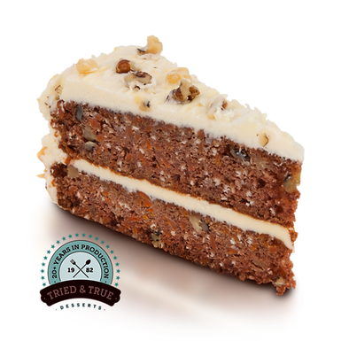 COLOSSAL CARROT CAKE 16/32