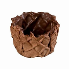 BASKET SHELL CHOCOLATE