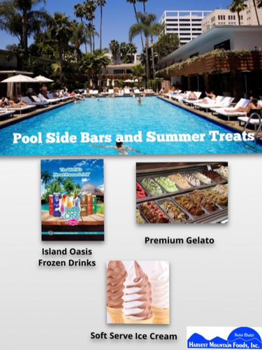 Pool Side Bars