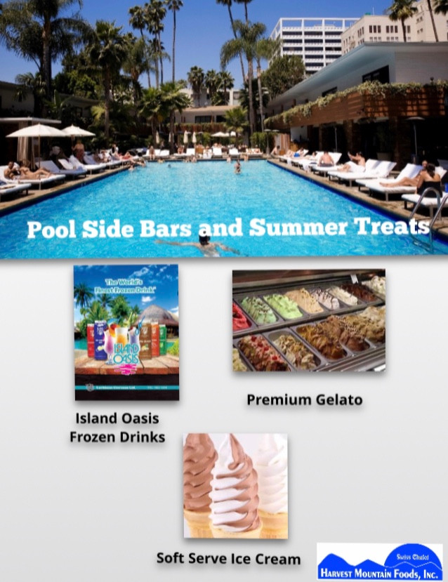 Pool Side Bars