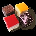 EUROPEAN CAKE BITES