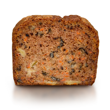 CARROT PINEAPPLE LOAF