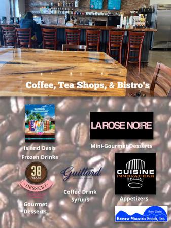 Coffee-Tea Shop-Bistro