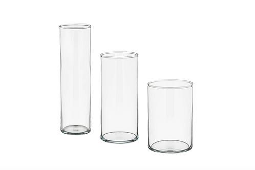 Váza / Svícen sada 3 ks