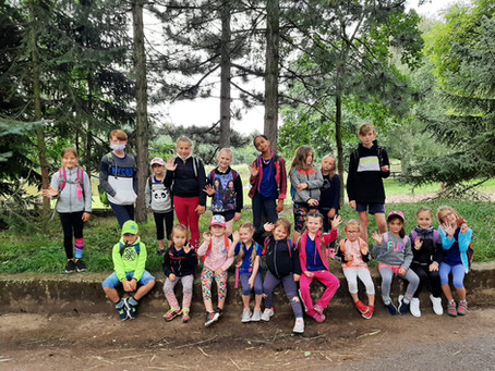 Galerie: Příměstský tábor Juniorského fitness klubu Louny byl velký úspěch!