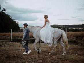 Nejpopulárnější jsou stále přírodní svatby!