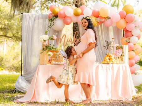 Baby shower aneb jak uspořádat oslavu pro nastávající maminku?