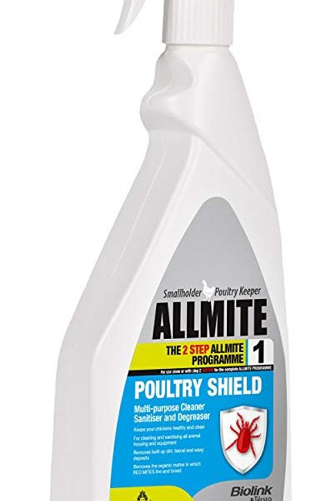 Poultry Shield 750ml - Ready to use
