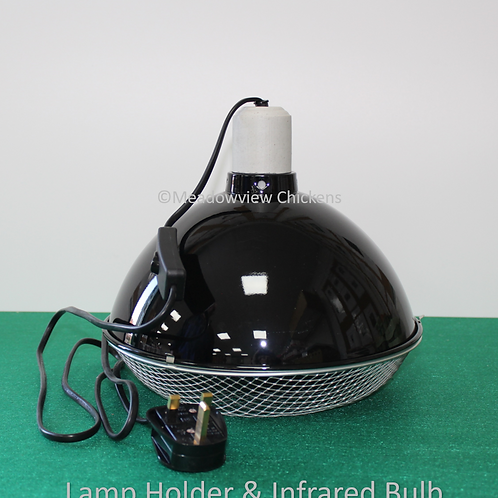 Infrared Bulb & Lamp Holder