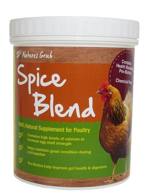 Natures grub spice blend 500g