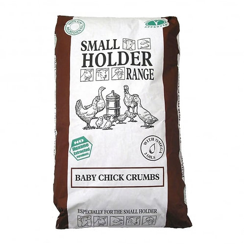 Small Holder Chick Crumb 20kg