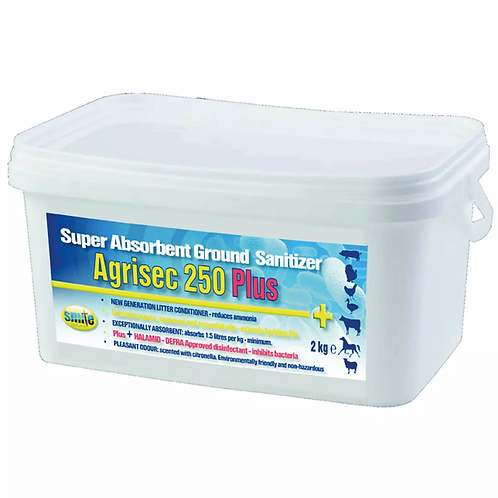 Agrisec Ground Sanitizer