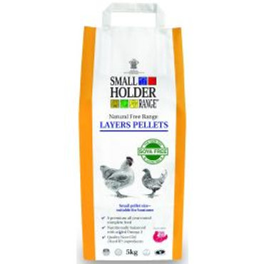 Small Holder Layers Pellets 5kg