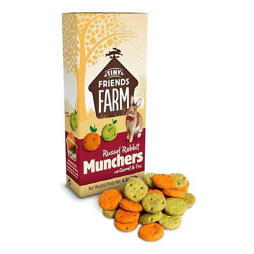 Tiny Friends Farm Munchers 120g