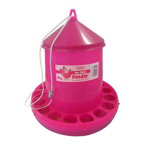 Hot Pink Feeder