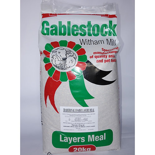 Gablestock Layers Meal 20kg