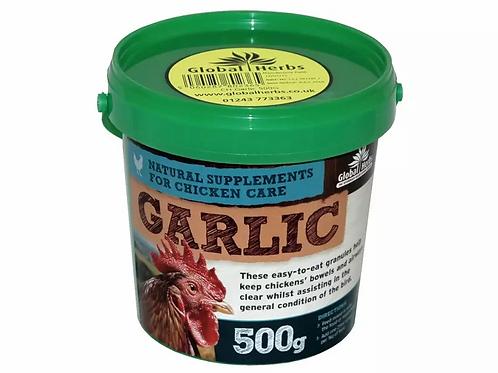 Global herbs garlic 500g