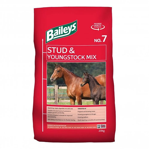 Baileys No7 Stud Mix