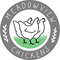 Meadowview Chickens PNG solding white ba