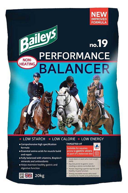 Baileys No19 -Performance Balancer