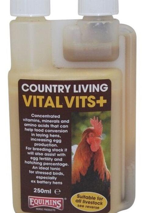 Country Living Vital Vits + 250ml