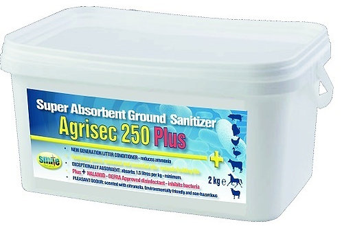 Agrisec Ground Sanitizer