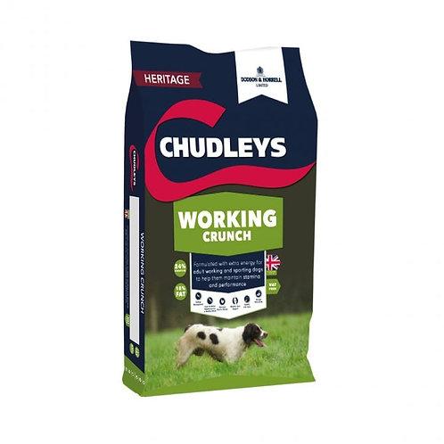 Chudley Working Crunch