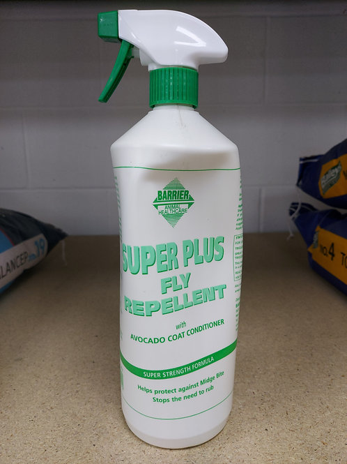 Barrier fly repellent 1L
