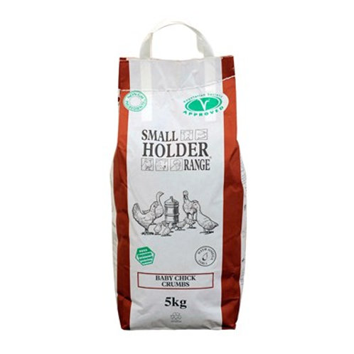 Small Holder Baby Chick Crumb 5kg