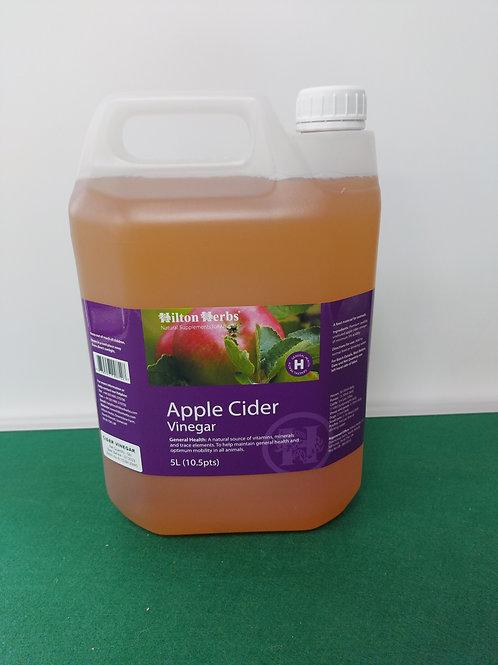 Hilton Herbs 5L Apple Cider Vinegar