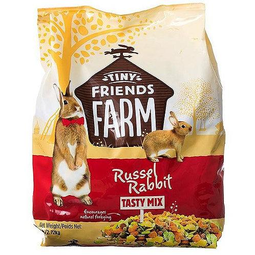 Tiny Friends Farm Tasty Mix Russel Rabbit 2.5kg