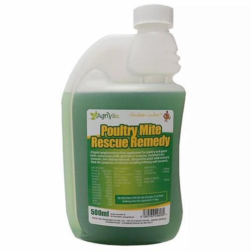 Agrivite Red Mite Rescue Remedy 500ml