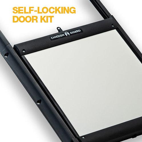 Self Locking Door