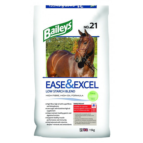 Baileys 21 Ease and Excel