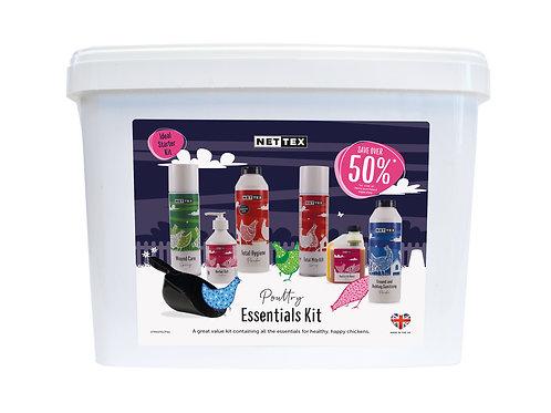 Nettex Starter Kit - Essentials Kit