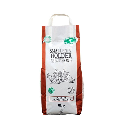 Small Holder Growers Pellets