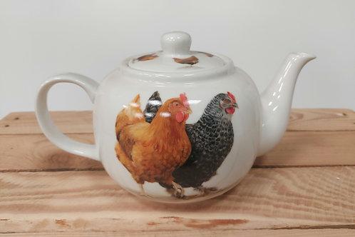 Leonardo Farmyard Hen Tea Pot