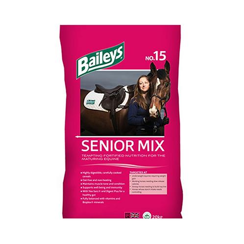 Baileys Senior Mix