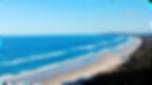 Beach near Byron Bay, Australia
